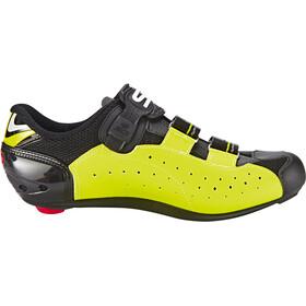 Sidi Genius 7 Mega Zapatillas Hombre, black/yellow